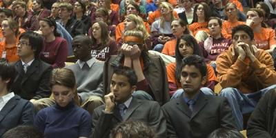 We are Virginia Tech ...